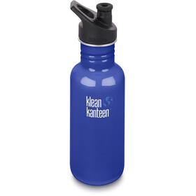 Klean Kanteen Classic Bottle Sport Cap 532ml blue